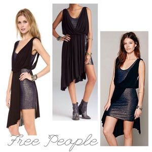Free People | Eleanor Grecian Wrap Dress XS